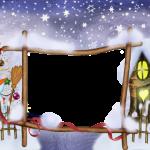 marco foto navidad