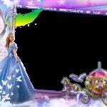 marco princesa mariposa