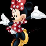 minnie mouse saltando