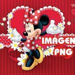 Imágenes de Minnie Mouse Roja PNG