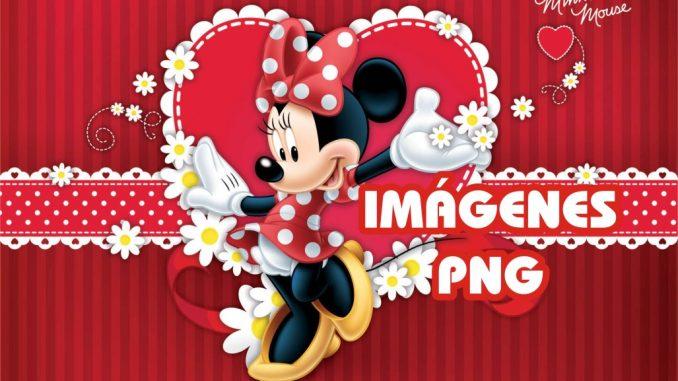 Imágenes De Minnie Mouse Roja Png Mega Idea