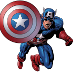 vengadores capitan america clipart 16