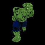 vengadores hulk clipart 12