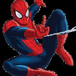 vengadores spiderman clipart 3