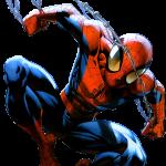 vengadores spiderman clipart 7