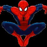 vengadores spiderman clipart 9