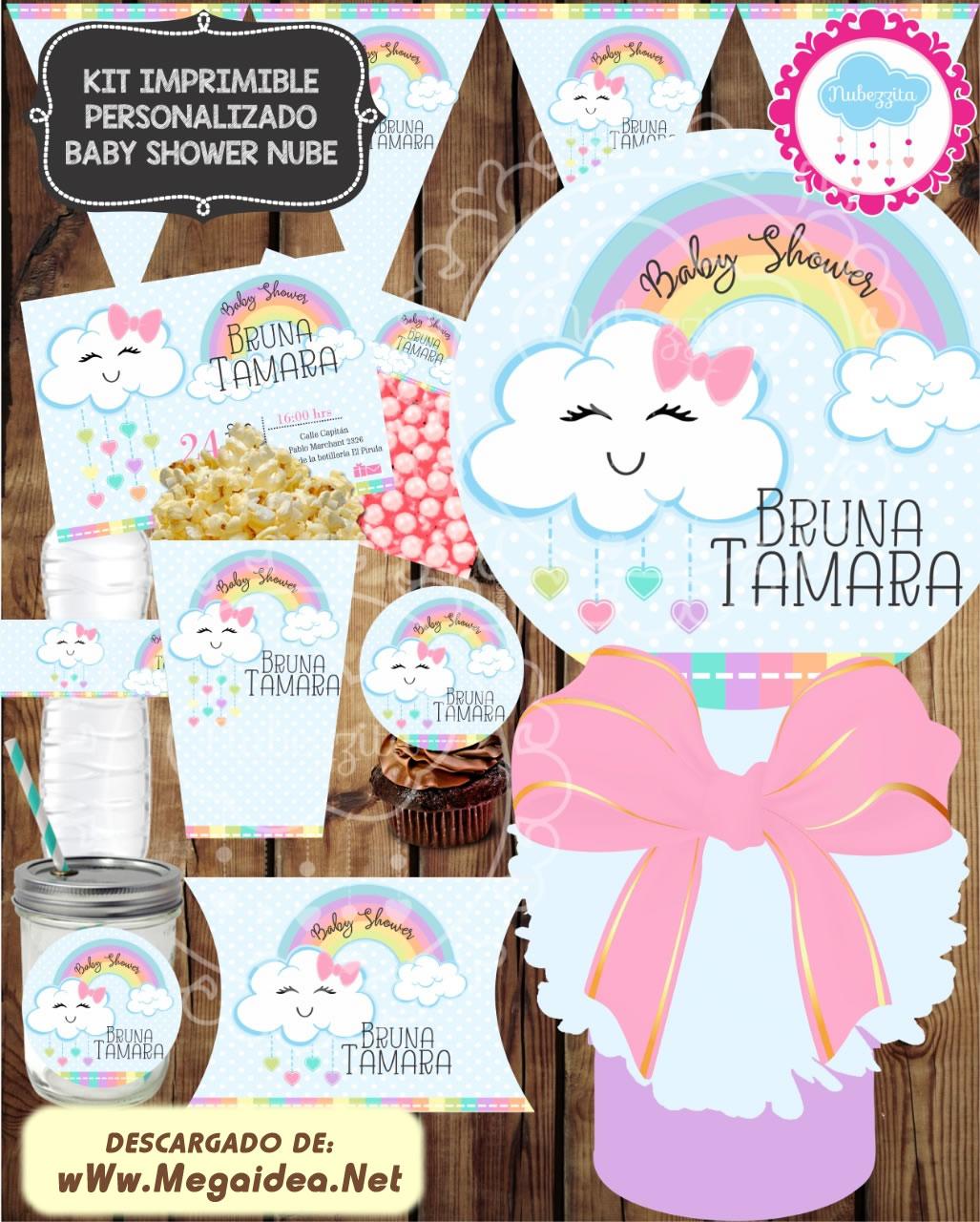 BABY SHOWER NUBE