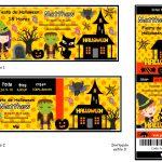 Kit Imprimible de Halloween 1