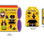 Kit Imprimible de Halloween 4