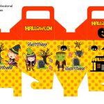 Kit Imprimible de Halloween 7