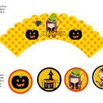 Kit Imprimible de Halloween 9