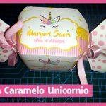 Hacer una Cajita Caramelo de Unicornio