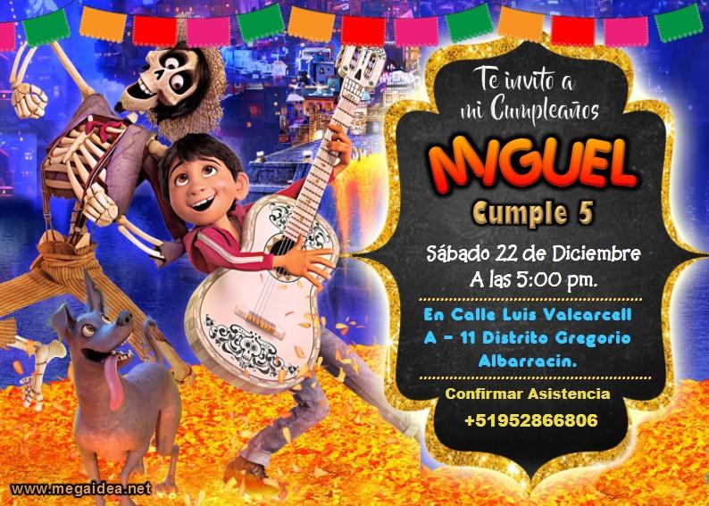 Invitation Coco 02