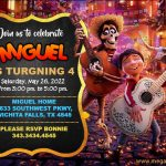 Coco Invitation FREE, Coco Birthday Invitation, Coco Party, Coco Fiesta Birthday Invitation