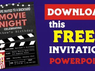 Invitation YOU