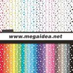 Papel Digital Confeti Colores Fondos Puntos