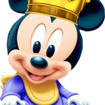 Mickey Rey Lord baby