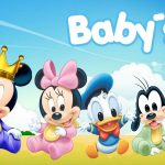 Mickey bebe, Minnie Bebe, Mickey y Minnie Baby PNG Free download