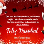 Plantilla Tarjeta de Navidad 02 – Personalised Christmas Card Free 2