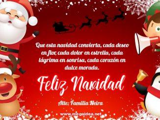 Tarjeta Navidad 02