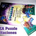 Crear Invitaciones Puzzle o Rompecabezas