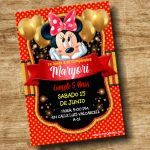 Minnie Roja en PowerPoint Editable