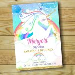 Plantilla de Unicornio Magical en PowerPoint – Unicorn Birthday