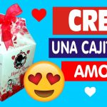 Cajita Milk Amor Para San Valentin