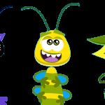 gallina pintadita mini clipart hormiguitas personajes