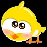 gallina pintadita mini clipart pollito
