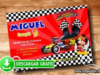 mickey ruedas MUESTRA