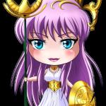 Athena Saori Kido Chibi