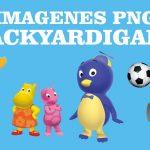 Imagenes PNG de Backyardigans