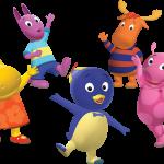 Backyardigans clipart personajes