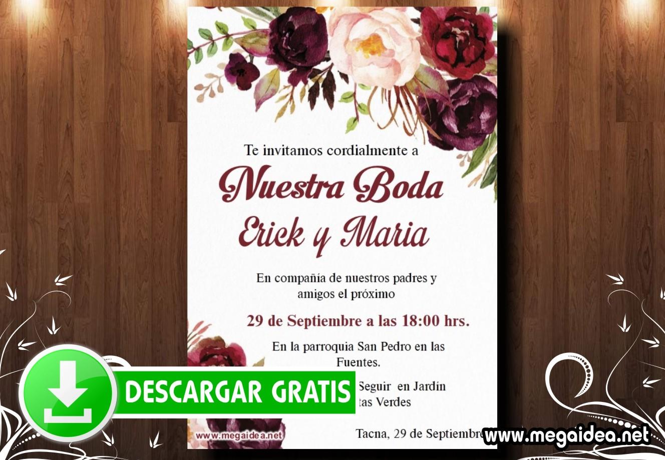 Boda02 Invitacion