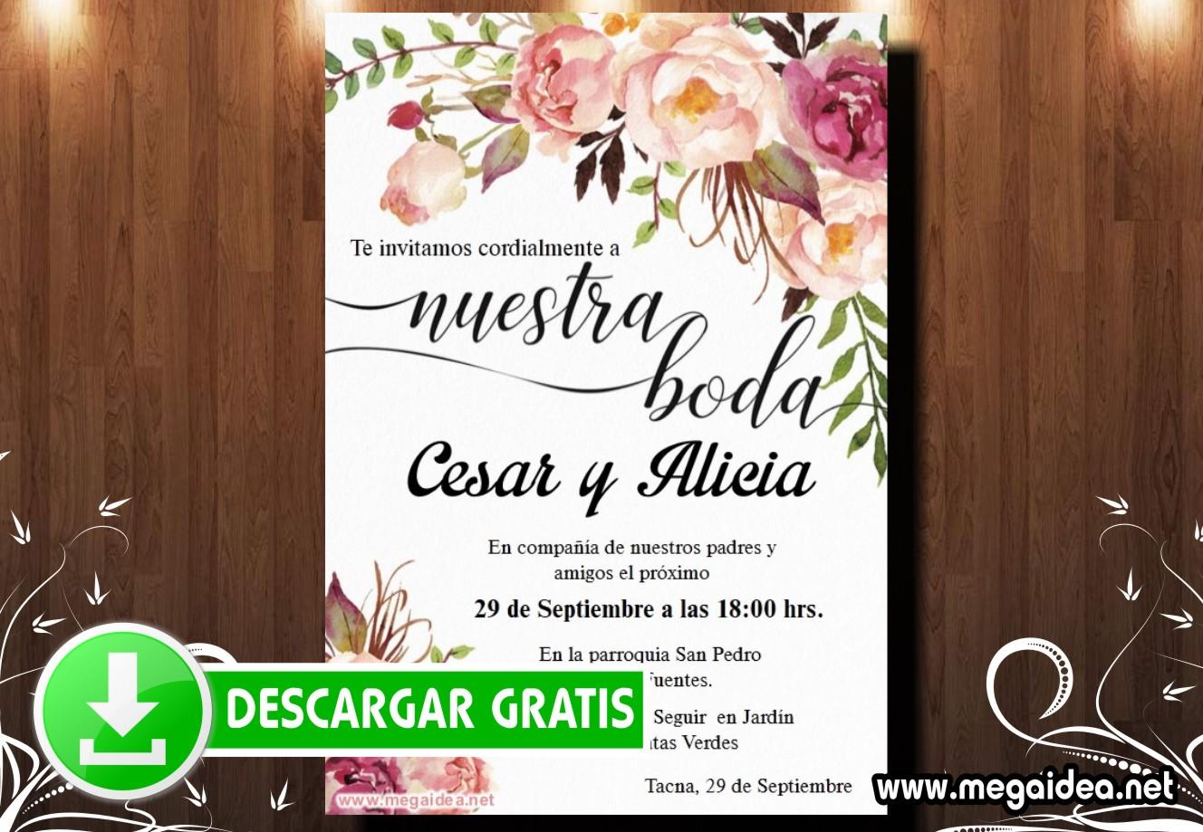 Boda03 Invitacion