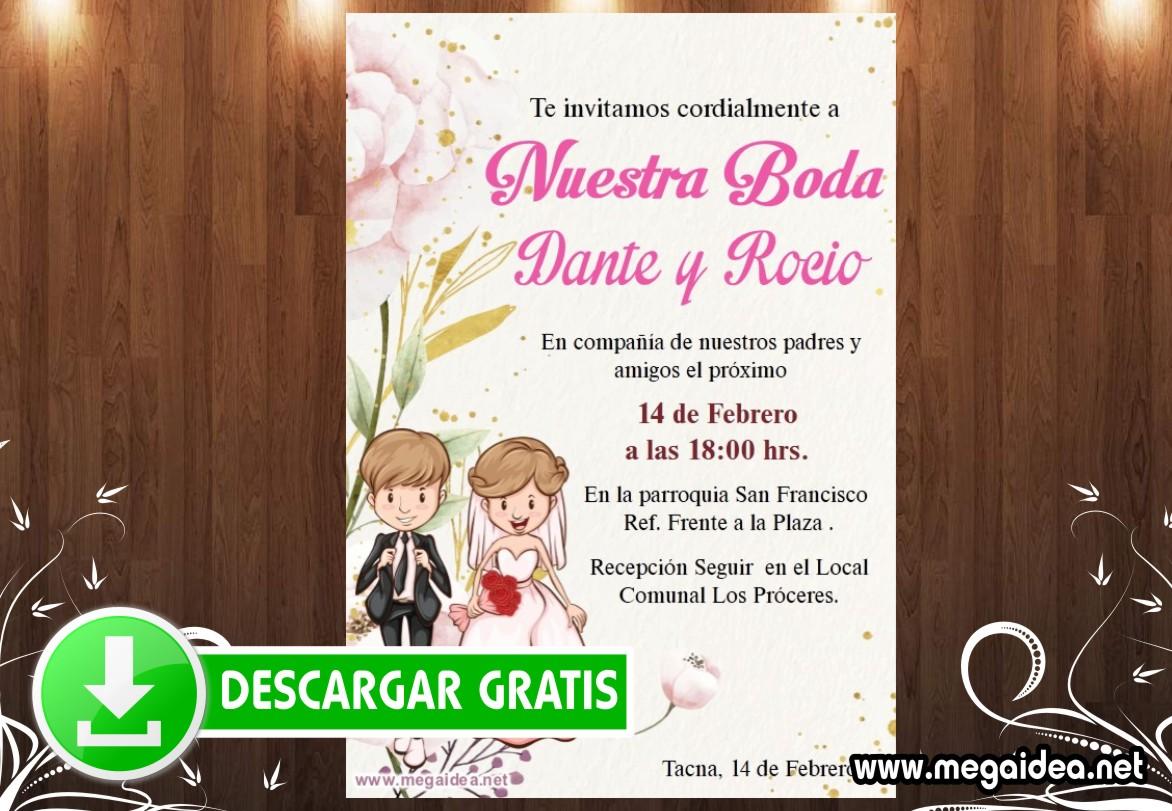 Boda04 Invitacion