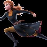 Frozen2 Anna corriendo