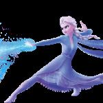 Frozen2 Elsa Hielo