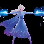 Frozen2 Elsa Hielo2