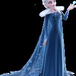 Frozen2 Elsa vestido