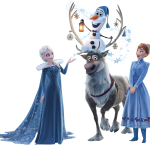Frozen2 Familia