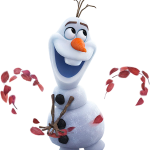 Frozen2 Olaf Hojitas