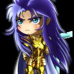 Gemini Saga Chibi