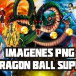 Descargar Imagenes PNG de Dragon Ball Super