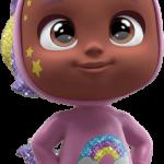JASSY Bebes Llorones Unicornio Cry Babies