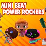 Mini Beat Power Rockers PNG HD