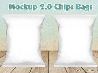 Mockup 02 Chips Bags