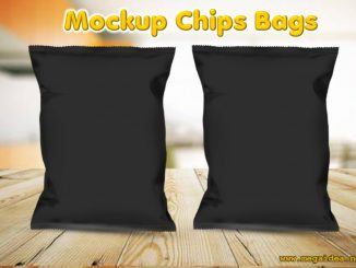 Mockup Chips Bags