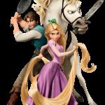 Rapunzel Enredados 1